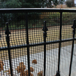 Deck Shield Outdoor Safety Netting