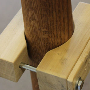 Round Clamp - Solid Wood