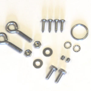 Stainless Steel Hardware Pack for SS-30